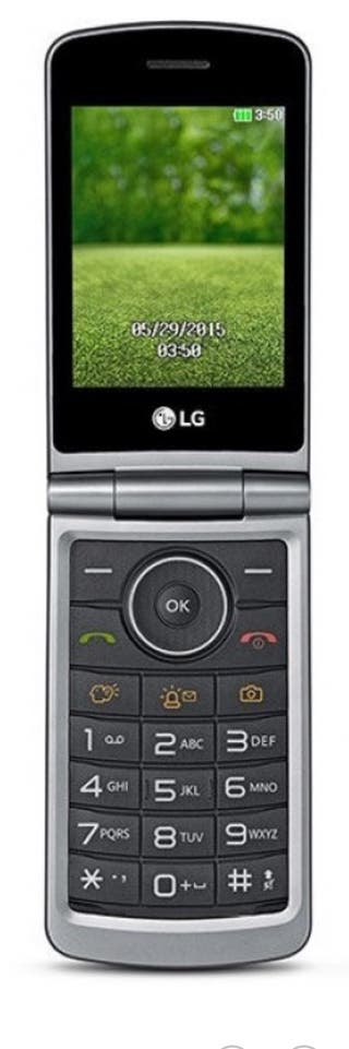 Movil LG-G350