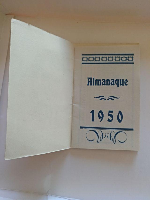 Calendario 1950.Calendario 1950 De Segunda Mano Por 1 En Mostoles En Wallapop