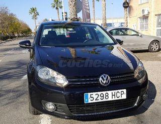 Volkswagen Golf VI 2.0 tdi sport 140 cv