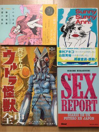 Pack libros Japón