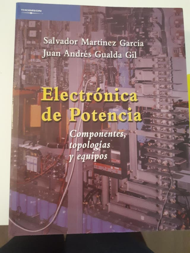 Libro Electrónica de Potencia
