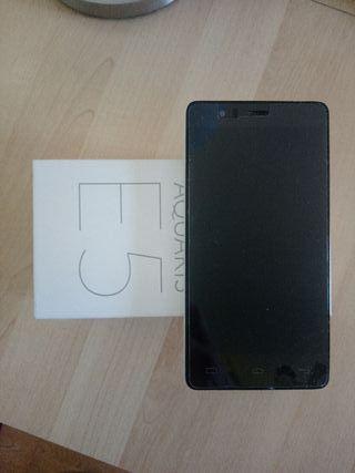 Smartphone BQ Aquaris E5