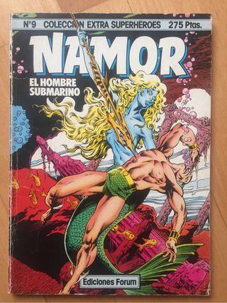 947 COMICS NAMOR MARVEL EXTRA SUPERHÉROES