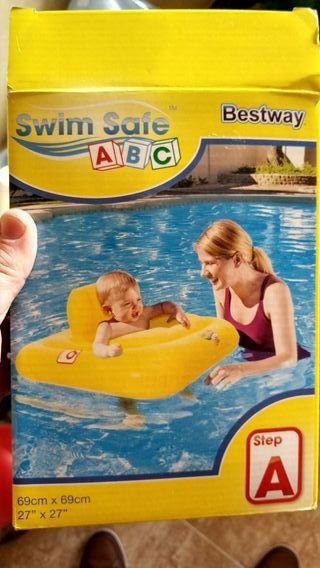 Flotador de bebé