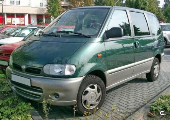 Nissan serena diesel 1999 itv