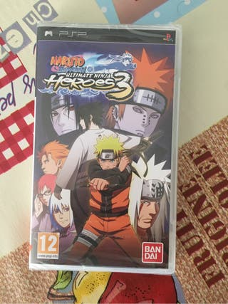 Naruto ultimate heroes 3