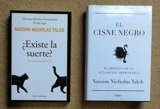 Dos libros de Nassim Nicholas Taleb