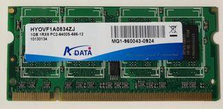 Memoria portatil 1Gb ddr2 Mac