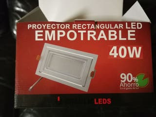 Proyector empotrable Led