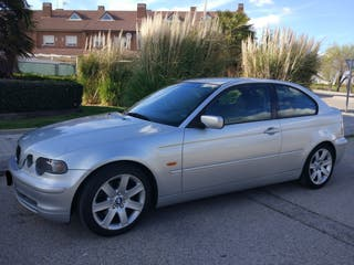 Bmw Serie 3, 320 TD Compact