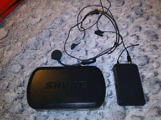 equipo de audio minitor deportes