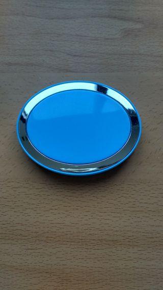 Espejo bolso aumento NUEVO azul
