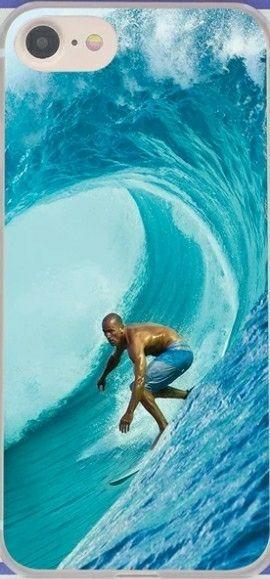 Carcasa funda móvil iPhone 7 y 8 surf