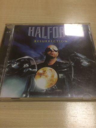 Halford resurrection cd