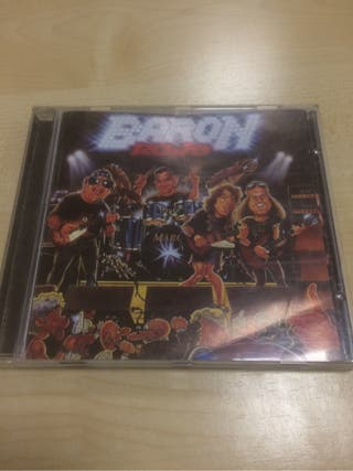 Baron rojo 20 más cd