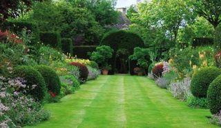 Trabajos jardineria