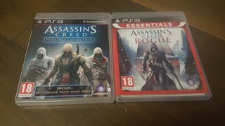 pack assasin's creed Ps3
