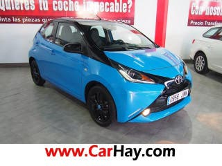 Toyota Aygo 1.0 70 x-cite 51 kW (69 CV)
