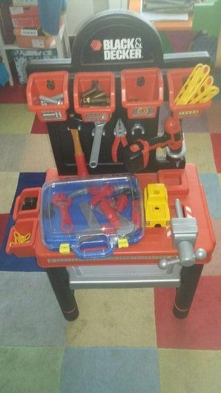 jugueté de herramientas