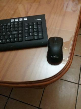 teclado y ratón