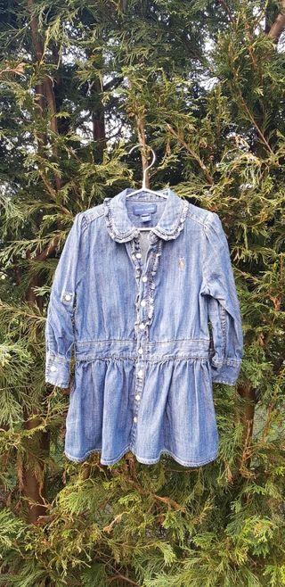 3 Vestidos y chaqueta 2 años Ralph Lauren/Tommy