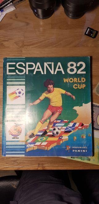 Panini World Cup España 82