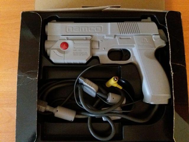 Pistola PlayStation