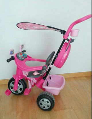 Triciclo Feber Rosa