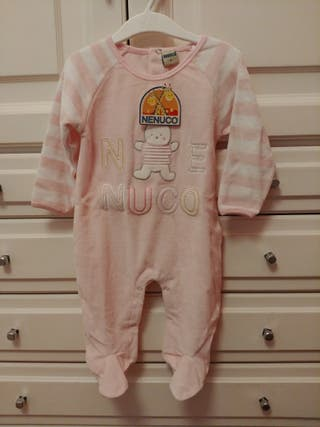 pijama nenuco niña talla 12 meses sin estrenar