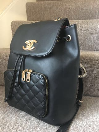 Chanel bag backpack