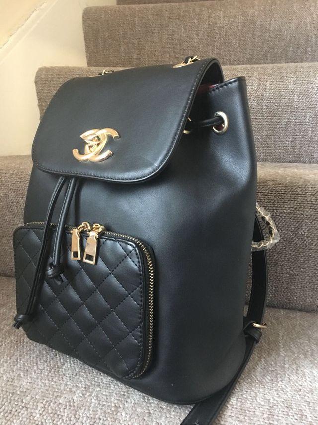 Chanel bag backpack