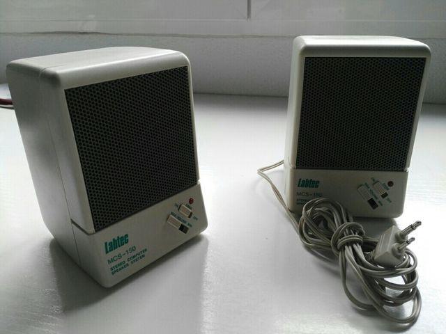 Altavoces Labtec MCS-150
