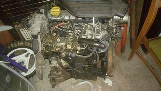 Motor renault clio 1.9 diesel 1999 averiado