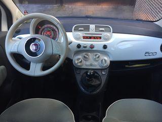 Fiat 500 Lounge 1.2 8V - 69 CV