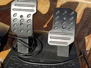 PlayStation asecorios volante Ferrari Ps3