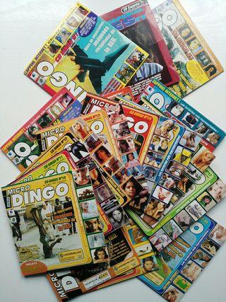 Colección Cd-rom Revista Microdingo