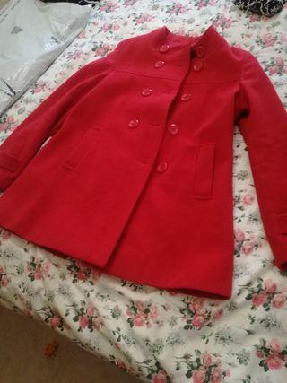 abrigo elegante talla 40-42