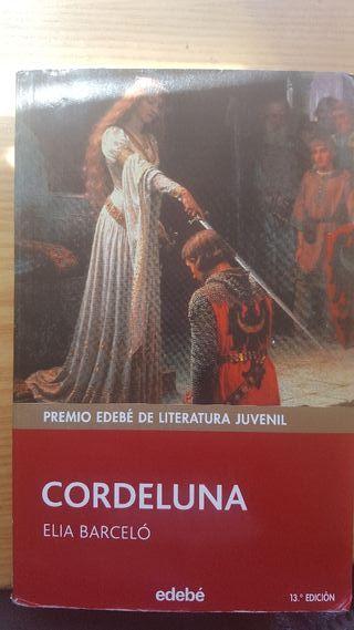 Libro lectura Cordeluna