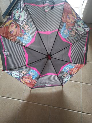 Paraguas monster high
