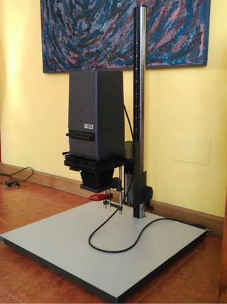 Ampliadora meopta magnifax 4