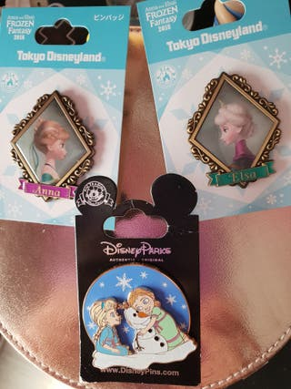 pins Disney de Frozen