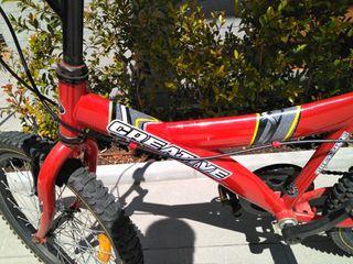 Bicicleta vendo esta bicicleta para niños