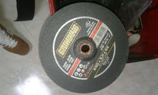 discos hierro radial grande