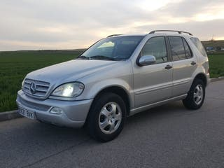 Mercedes-Benz ML 270 CDI 163cv