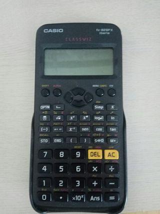 Calculadora Casio fx-82 SP X iberia