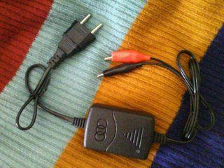 Cargador baterias 12V