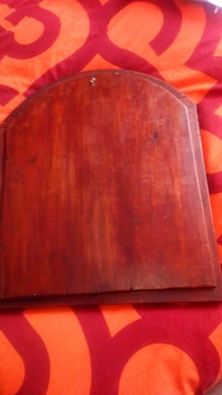 espejo antiguo de madera