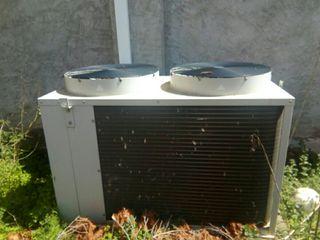 Aire acondicionado y bomba de calor