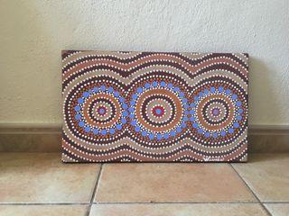 Cuadro aborigen