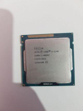 procesador intel i3 3240